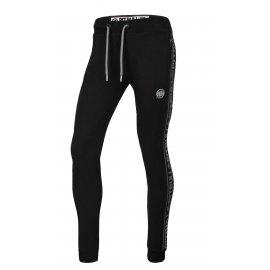 Spodnie dresowe damskie Pit Bull French Terry Small Logo '21 - Czarne