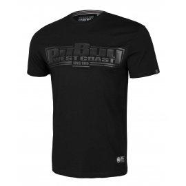 Koszulka Pit Bull One Tone Boxing '21 - Czarna