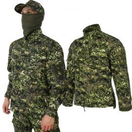 Bluza mundurowa w najnowszym polskim kamuflażu MAPA B CJ-01