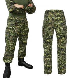 Spodnie mundurowe w najnowszym polskim kamuflażu MAPA B CP-01