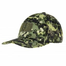 Czapka wojskowa Baseball w najnowszym polskim kamuflażu MAPA B BH-01