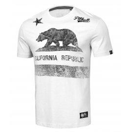Koszulka Pit Bull California '21 - Biała