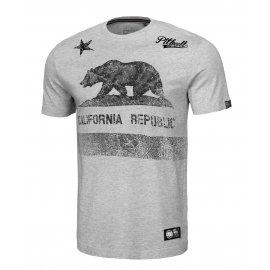 Koszulka Pit Bull California '21 - Szara