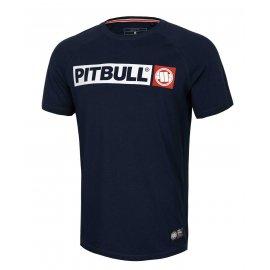 Koszulka Pit Bull Spandex Hilltop '21 - Granatowa