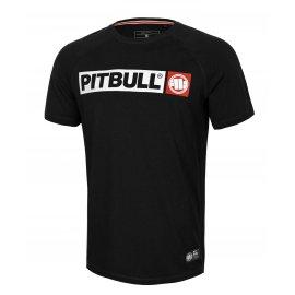 Koszulka Pit Bull Spandex Hilltop '21 - Czarna