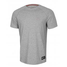 Koszulka Pit Bull Spandex Small Logo '21 - Szara