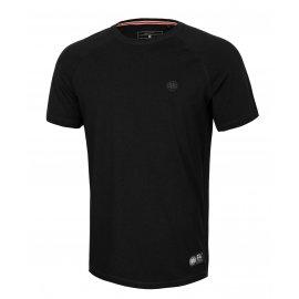 Koszulka Pit Bull Spandex Small Logo '21 - Czarna