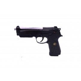 Pistolet 6mm Cybergun M15 Black GBB HopUp