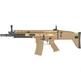 Karabin szturmowy 6mm Cybergun FN SCAR AEG FDE
