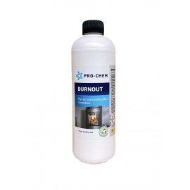 Płyn do mycia piekarników i kominków PRO-CHEM BURNOUT 500 ml PC104