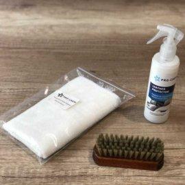 Zestaw do czyszczenia i konserwacji skóry PRO-CHEM ZP-01