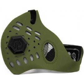 Maska antysmogowa DRAGON Sport II Army Green S