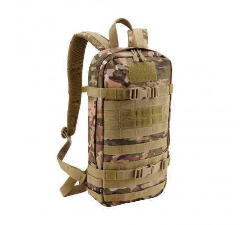 Plecak BRANDIT US Cooper Daypacks 11L Tactical Camo 8070.161.OS 4051773136027