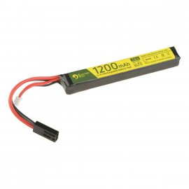 Akumulator Electro River LiPo 7,4V 1200mAh 25/50C