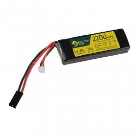 Akumulator Electro River LiPo 7,4V 2200mAh 20/40C