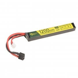 Akumulator Electro River LiPo 7.4V 1200 mAh 25/50C T-connect