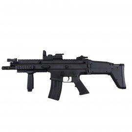 Karabin szturmowy 6mm Cybergun FN SCAR AEG Black