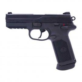 Pistolet 6mm Cybergun FN FNX-45 CIVILIAN GBB Black