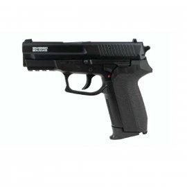 Pistolet 6mm Swiss Arms MLE Co2 Culasse metal