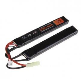 Akumulator LiPo 7,4V 2000mAh 15/30C 2-modułowy