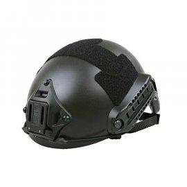 Replika hełmu X-Shield FAST MH - czarny