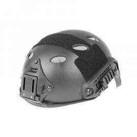 Replika kasku FAST PJ CFH - czarna (L/XL)