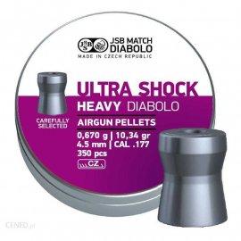 Śrut JSB 5,52mm Ultra Shock Heavy 150szt.