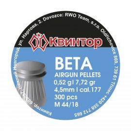 Śrut Kvintor 4,50mm Beta 300 szt
