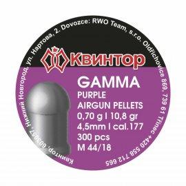 Śrut Kvintor 4,50mm Gamma Purple 300 szt