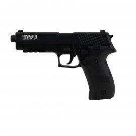 Pistolet 6mm Swiss Arms Navy AEP RTP Nimh Metal