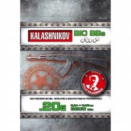 Kulki BIO Kalashnikov Cybergun 0,20G 3200SZT