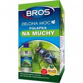 BROS - Zielona Moc pułapka na muchy