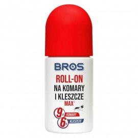 BROS - roll-on na komary i kleszcze MAX 50ml