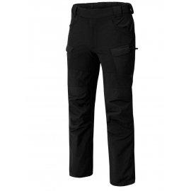 spodnie Helikon Hybrid Outback Duracanvas - Czarne