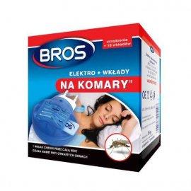 BROS - elektro + 10 wkładów na komary