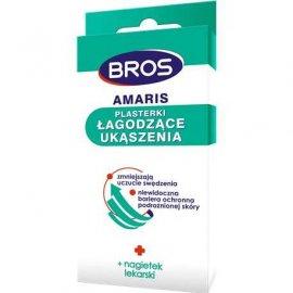 BROS - Amaris - plasterki łagodzące ukąszenia 20sz
