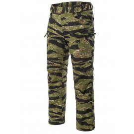 spodnie Helikon UTP - PolyCotton Stretch Ripstop - Tiger Stripe