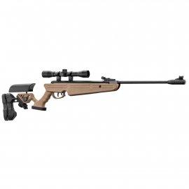 wiatrówka - karabinek Black Ops Quantico Tan 4,5mm + luneta 4x32