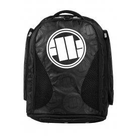 Plecak treningowy duży Pit Bull Logo '21 - Czarny