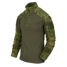 bluza Helikon MCDU Combat Shirt - NyCo RipStop - Pencott Wildwood