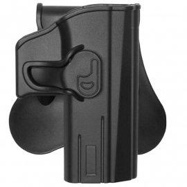 Kabura ASG do pistoletów CZ Shadow 2  Czarna