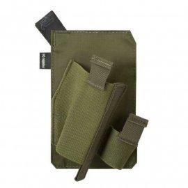 Kabura Helikon Pistol Holder Insert - Olive Green