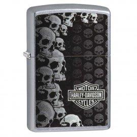 Zapalniczka ZIPPO Harley Davidson Skulls