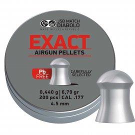 Śrut JSB 4,5mm Exact Lead Free 200 szt.