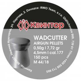 Śrut Kvintor 4,50mm Wadcutter 150 szt