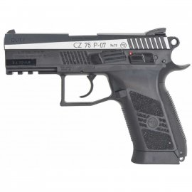Wiatrówka Pistolet CZ 75 P-07 Duty Dual Tone 4,5 m