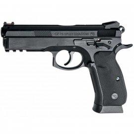 Wiatrówka Pistolet CZ-75 SP-01 Shadow 4,5mm