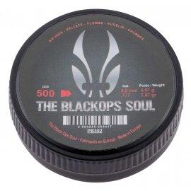 Śrut Black Ops Soul 4,50mm Point 500 szt.