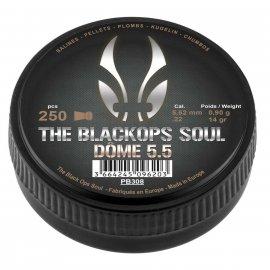 Śrut Black Ops Soul 5,52mm Dome 250 szt.