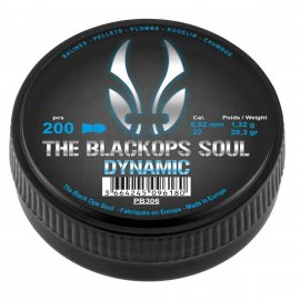 Śrut Black Ops Soul 5,52mm Dynamic 200 szt.
